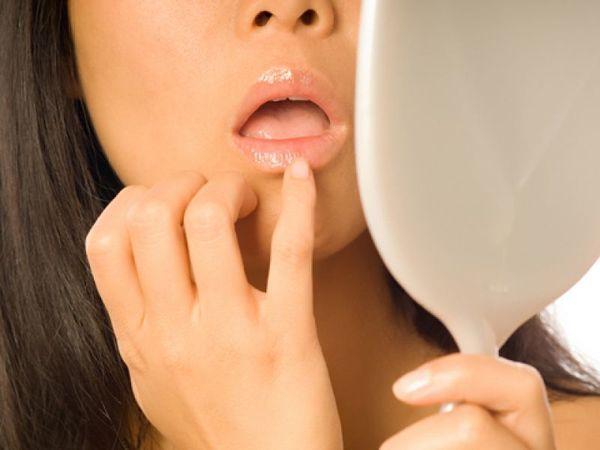 зуд губ