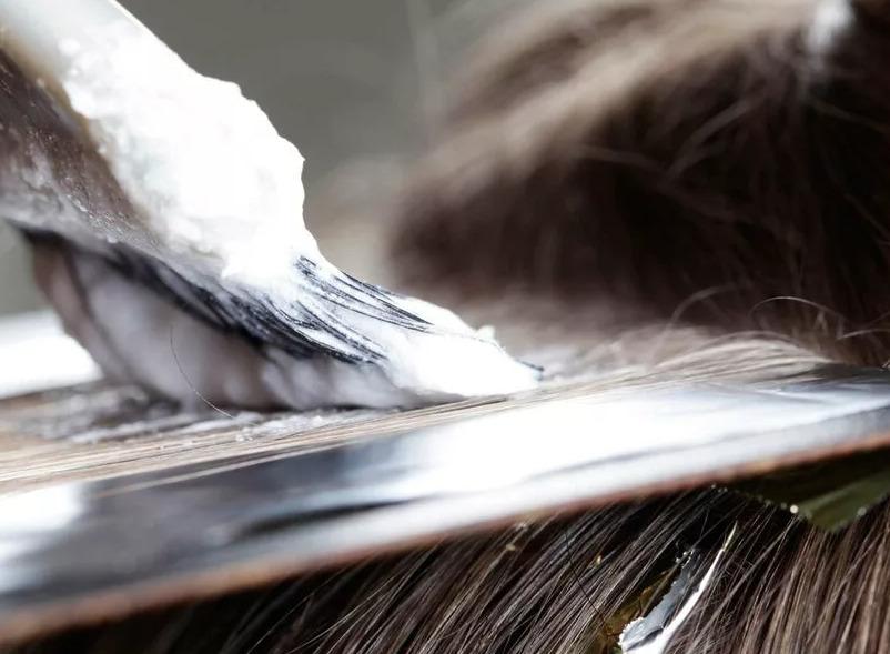 Окрашивание волос в июне
